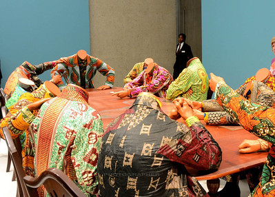 Jan 24, 2014  Opening Party, Uinka Shonibare MBE @ The Barnes Foundation