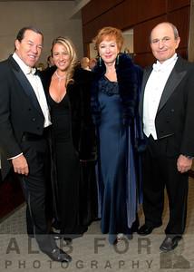 Steve Thorne and Sabrina Tamburino Thorne with Sofia and Michael Lan