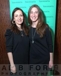 Erin Felt and Claudia Michaud ( Sales at Tiffany & Co.)
