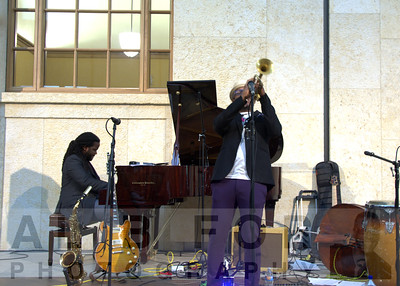 Jun 5, 2015 The Barnes Foundation~ First Friday~Etienne Charles's Creole Soul
