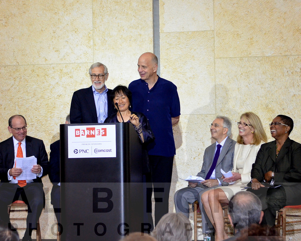 Tod Williams, Billie Tsien & Laurie Olin - Architects