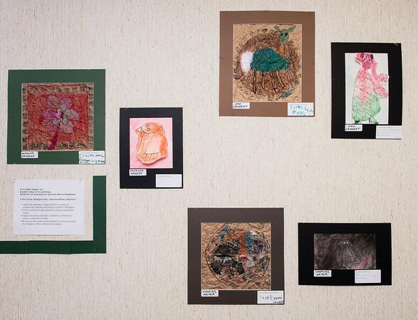 Art Education/Forest Hills Art Exhibition