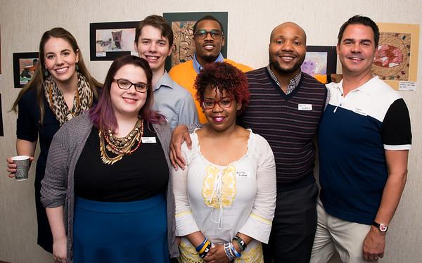 KCAD Art Education Student Teachers