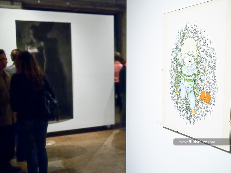 Milk, Sacramento<br /> Nudes for the New Year: A Figurative Show (January 2012)