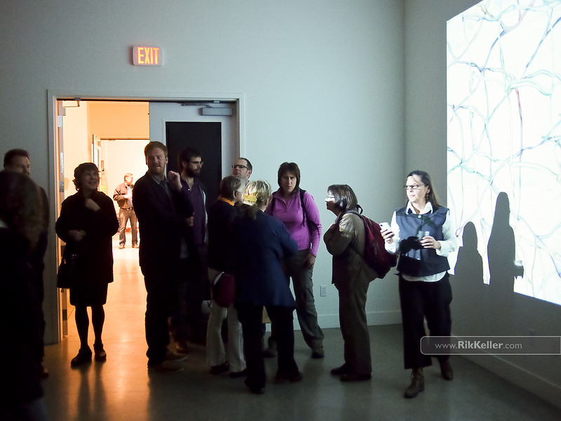 Pence Gallery<br /> Seeing Sound (March 2012)