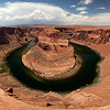 Even a river can change it's mind! - Horseshoe Bend - Near Page, Arizona