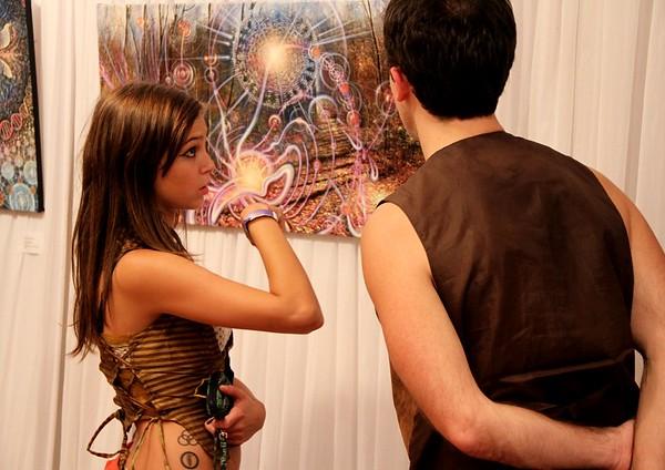 Art / Spirituality 11;11 Event, StPete Unity FL, by Jan Carter 11 11 10