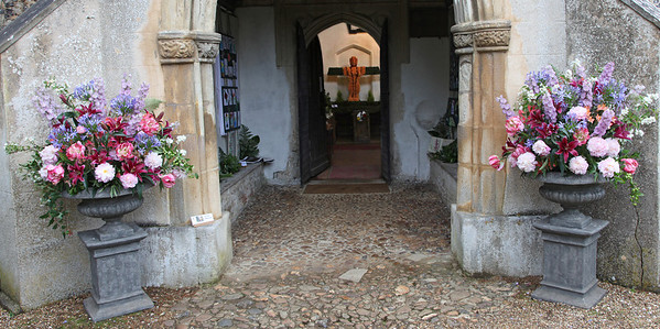 Dutch Masters - Entrance to porch