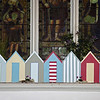 Margaret Heath - Beach Huts at Southwold