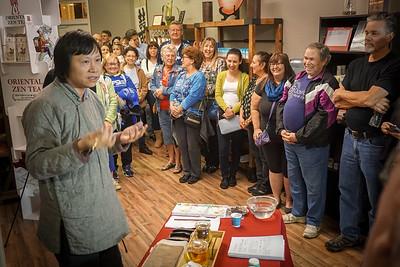 Art of Zen Tea Tasting, NPR 2 18 2016