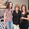 IMG_8812 Colette Lippman, Colette Jacquet and Gabrielle Flanigan