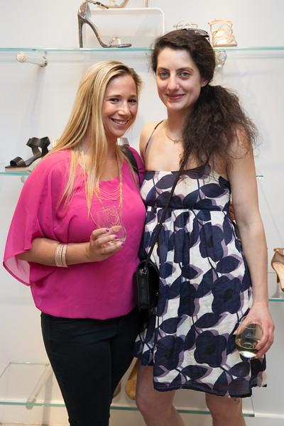 IMG_8902 Vanessa Polvere and Caitlin Watson
