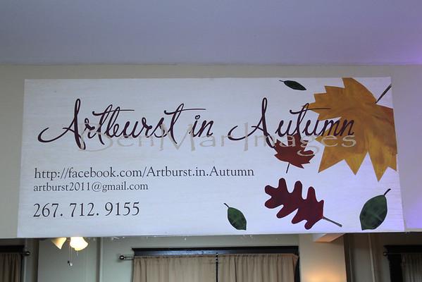 ArtBurst In Autumn 2014