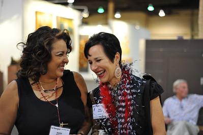 Photographs of International ArtExpo 2008, held at Mandalay Bay Hotel And Casino in Las Vegas, Nevada.