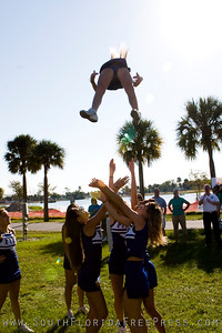 Park Vista Cheerleaders