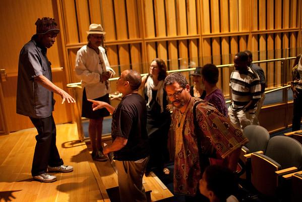 Artificial Afrika - Vernon Reid @ the McEvoy Auditorium (6.25.11)