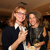 Barbara Herwitz and Laura Werlin, author of Mac 'n Cheese plates at the 2013 California's Artisan Cheese Festival's Grand Cheese Tasting on March 23rd at the Sheraton Sonoma County.