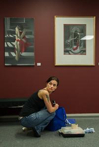 Davina Blanchard Artomatic