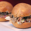 Yummy sliders provided by Cordoza Deli and catering during Arts D'Light held at The Petalma Arts Center on Saturday June 10, 2012.