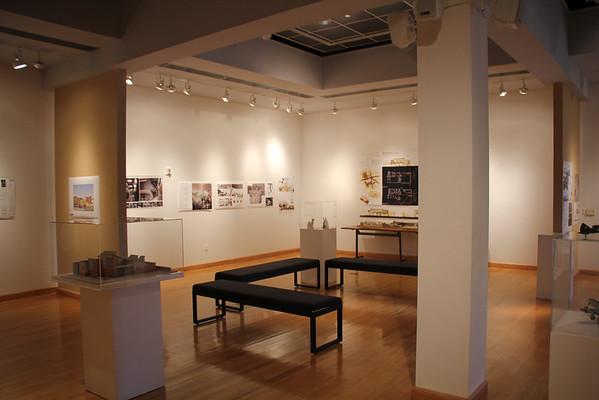 Architecture Program 25th Anniversary Exhibition