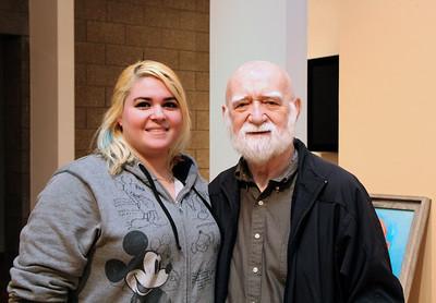 Bill Watkins Arts Contest Awards - Dec. 2015