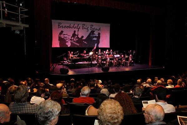 Brookdale Big Band 30th Anniversary Show - Nov. 2015