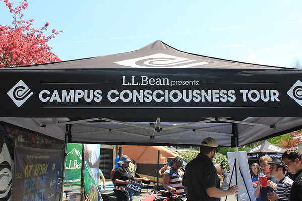 Campus Consciousness Tour, May 2014