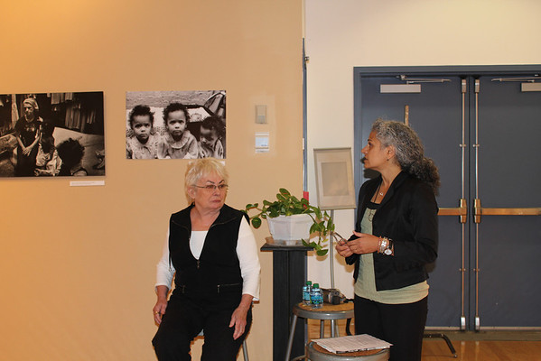 Gallery Talk, Oct. 2011