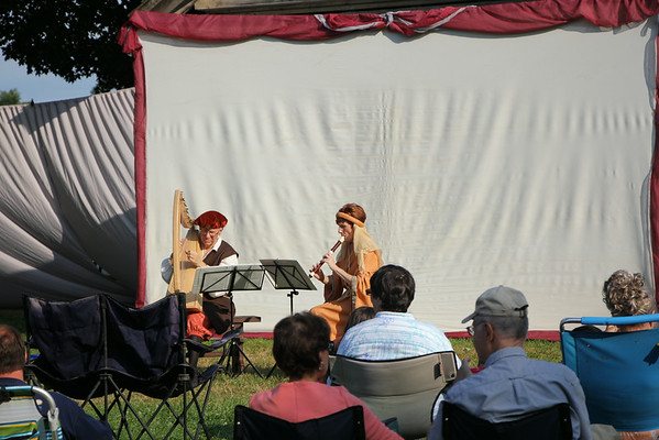 Shakespeare on the Lawn - July 2014