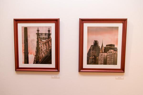 Student Photography and Sculpture Exhibit - Dec. 2017