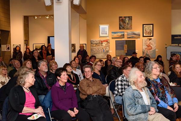 Visiting Artist Series - Kerwick/McKay/Art Alliance - March 2018