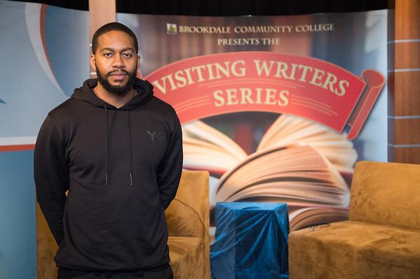 Visiting Writer - Mitchell S. Jackson - Oct. 2017