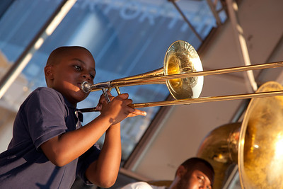 Glorius Sounds (gospel brass)