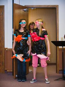 2011 Young Women Fashion Show