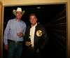 Craig and friend- Johnson Feed & Western Wear