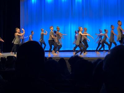 Arundel Middle School Dance Recital 2019 with Jaiden