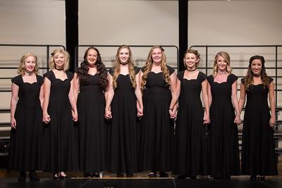 Arvada West Choir 2016 Fall Concert