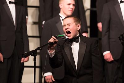 Arvada West Choir Spring Concert Part 2