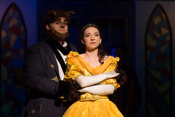 Arvada West Theatre Company - Beauty and the Beast