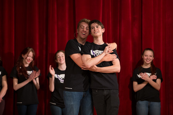 Arvada West Theatre Company Friday Night Live 04-14-2017