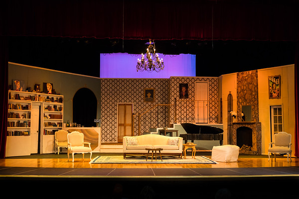 Arvada West Theatre Company - Present Laughter