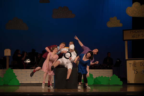 Arvada West Theatre Company - You're a Good Man Charlie Brown 04-26-2018