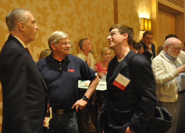2014 San Diego: Welcome Reception and General Meeting Photos