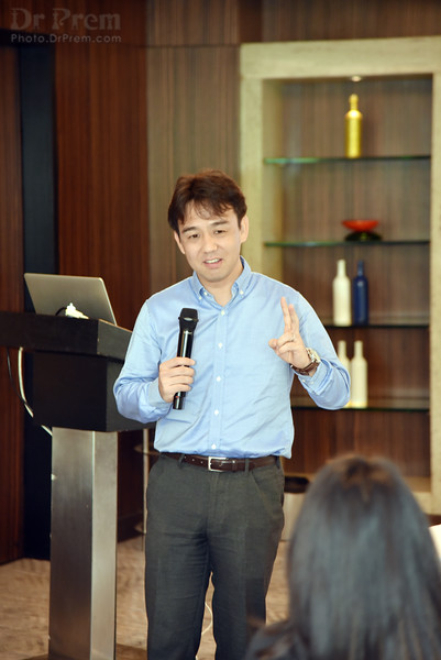 Asahi Kasei Corporate Workshop by Dr Prem - 224