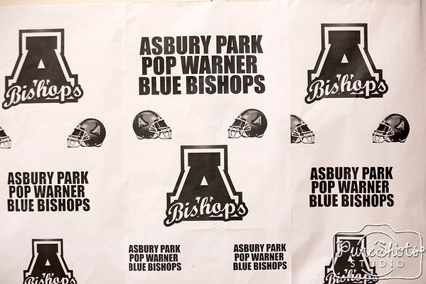 Asbury Park Pop Warner Award Banquet