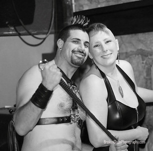 Brent and Mistress Saskia