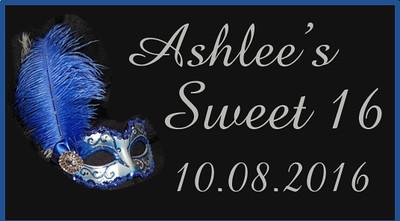 Ashlee's Sweet 16