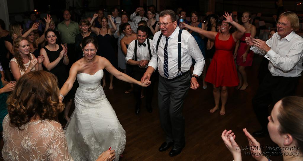 Ashley & Joel's Wedding Reception After Hours