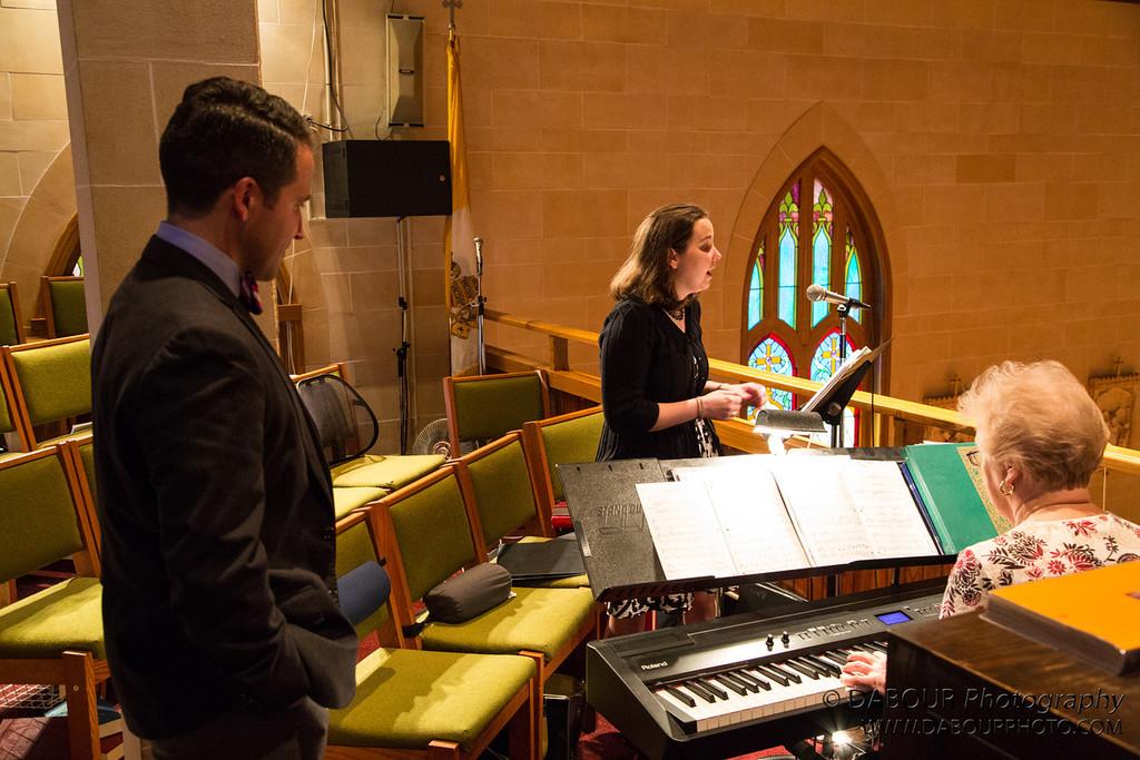 Ashley & Joel's Wedding Rehearsal & Dinner