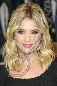 LOS ANGELES, CA - DECEMBER 06:  ACtress Ashley Benson attends the Bongo graffiti party at KMart on December 6, 2012 in Los Angeles, California.  (Photo by Chelsea Lauren/WireImage)